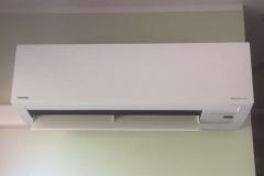 Installazione condizionatore | Toshiba | appartamento Rimini