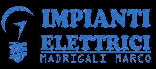 Logo Impianti Elettrici Madrigali Marco - Pisa