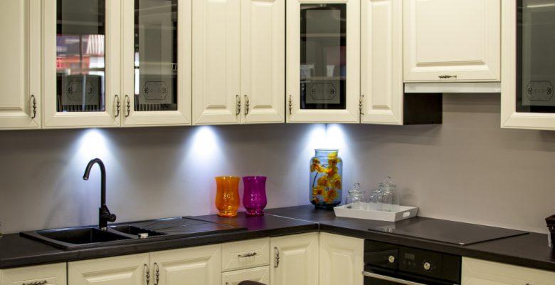 Impianto Illuminazione cucina