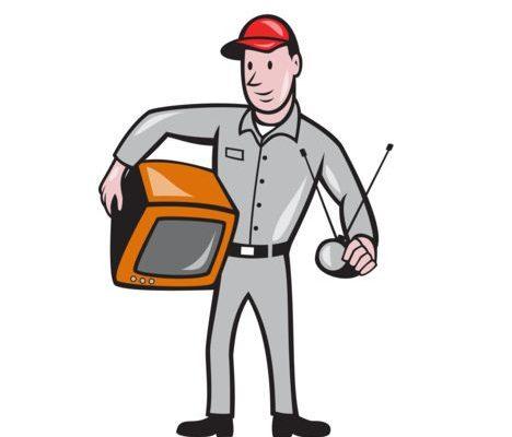 Riparazione e manutenzione impianti televisi