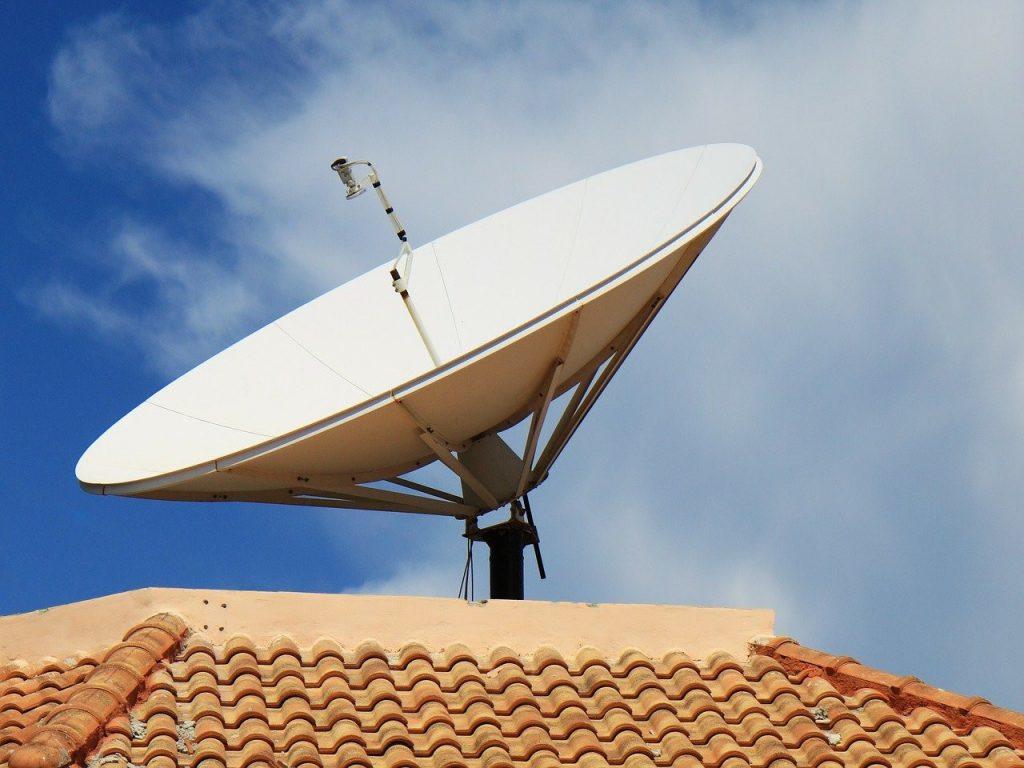 Montaggio parabola satellite TV Pisa