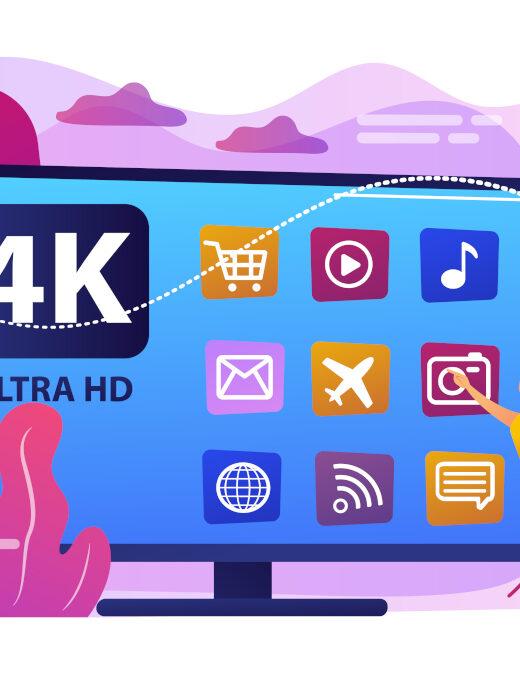 DVB2S - tivùsat 4k Ultra HD - 2021