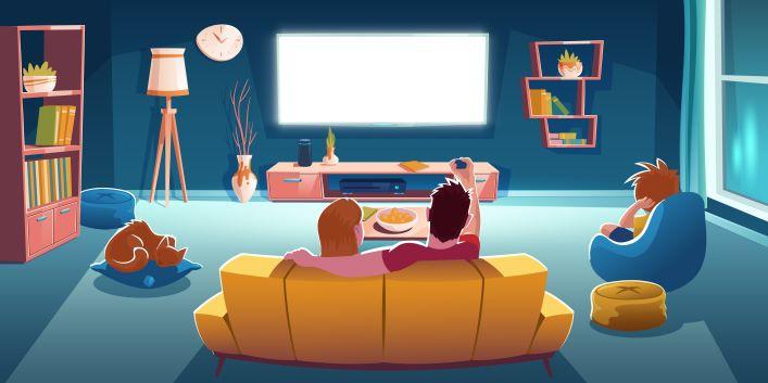 Vedere canali tv 4k