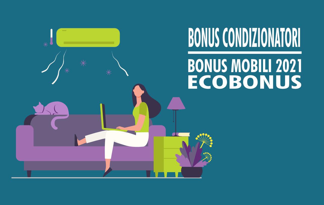 Bonus Condizionatori 2021
