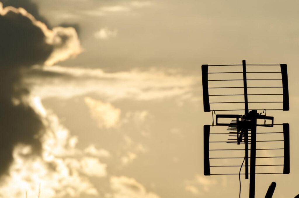 Antenna TV hd dvb-t2 digitale terrestre