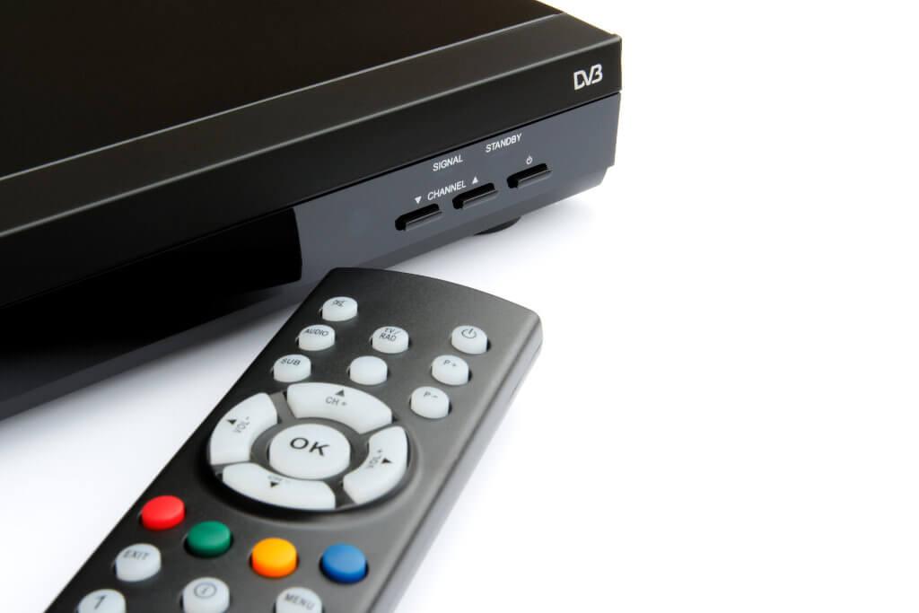 Decoder TV dvb t2 2021